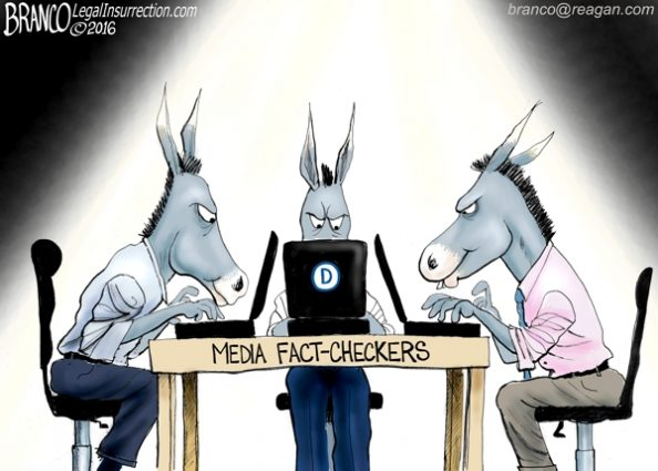 Media Fact-Checkers