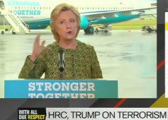 Hillary Clinton WADR 9-19-16
