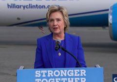 Hillary Clinton Press Conference