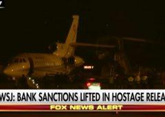 iran hostage release