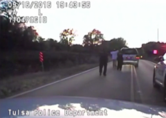 Is the Terence Crutcher shooting case really so simple? tulsa police shooting self defense