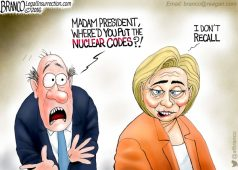 Hillary Can't Recall