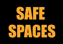 Safe Spaces