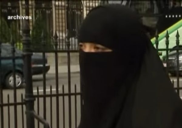 switzerland burqa