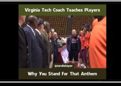 Virginia Tech National Anthem