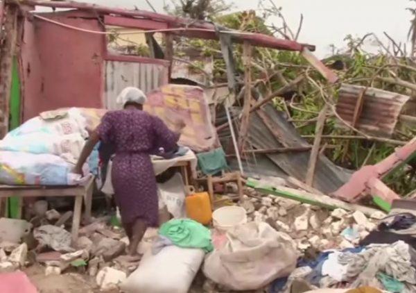 haiti cholera matthew