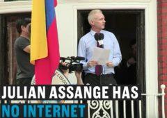 julian assange ecuador london