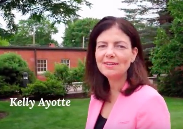Kelly Ayotte Up Six Points in New Hampshire