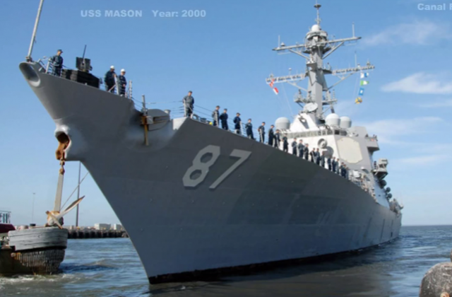 U S Military Retaliated Against Yemen Rebel Attack On Uss