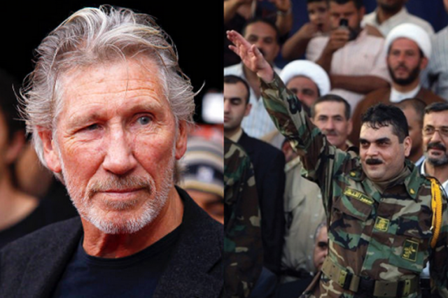 Roger Waters Samir Kuntar