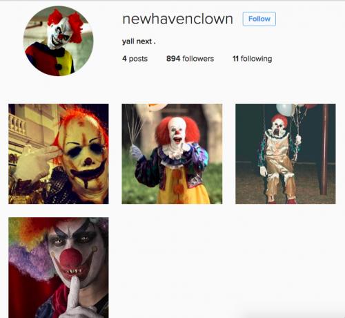 CreepyClown
