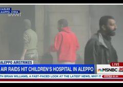 aleppo hospitals