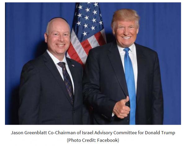 greenblatt-and-trump