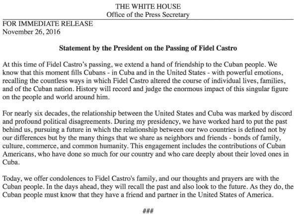 obama-statement-death-of-castro