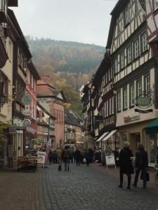 Miltenberg street