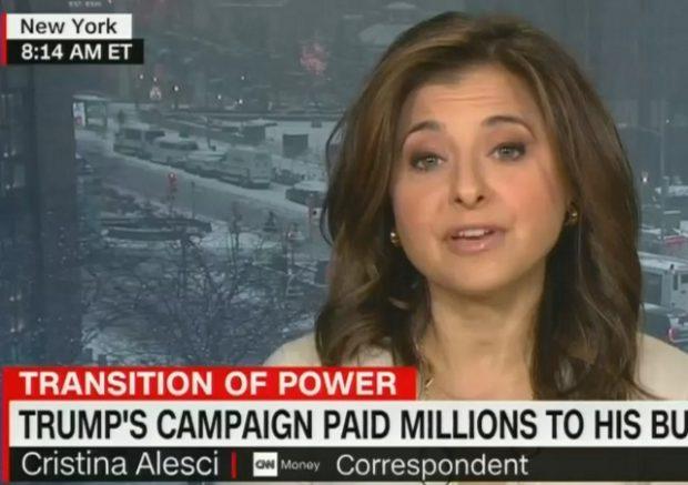 CNN: 'Experts' Compare Trump Family to 'Corrupt Regimes