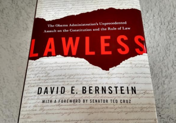 David Bernstein book Lawless cover cropped