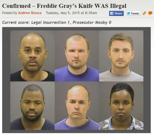http://legalinsurrection.com/2015/05/confirmed-freddie-grays-knife-was-illegal/