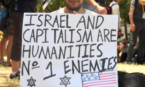 nazi-swastikas-on-american-flag
