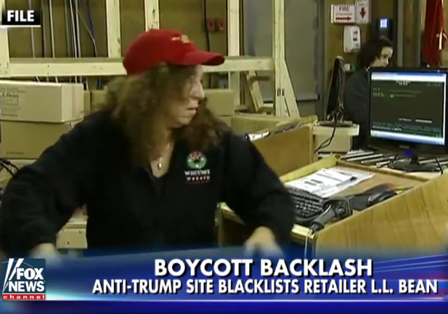 Leftists attacking L.L. Bean because Board member donated ...