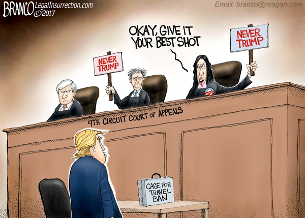 Image result for branco cartoons travel ban cartoon