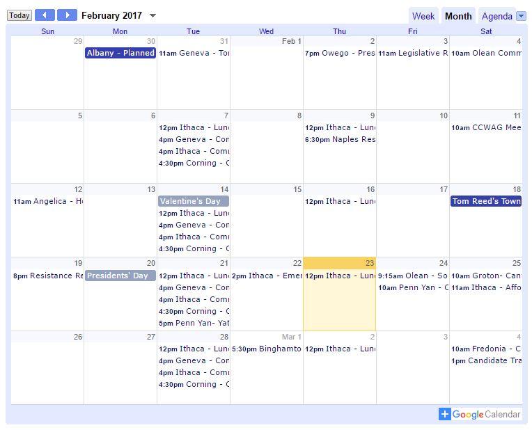 http://indivisibleny23.com/calendar/