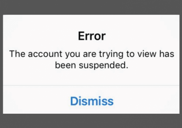 Twitter Error Acct Suspended McCain w border