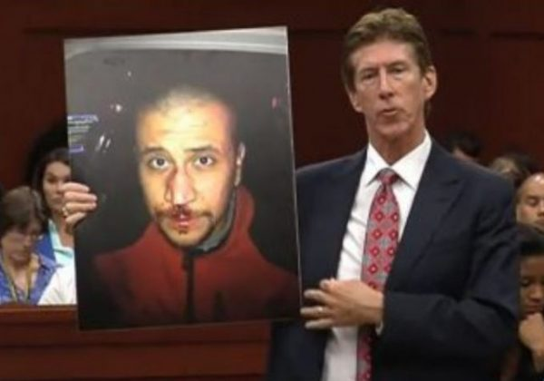 Trayvon Martin   Le·gal In·sur·rec·tion