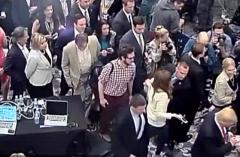 Corey Lewandowski Michelle Fields Surveillance  Video 3