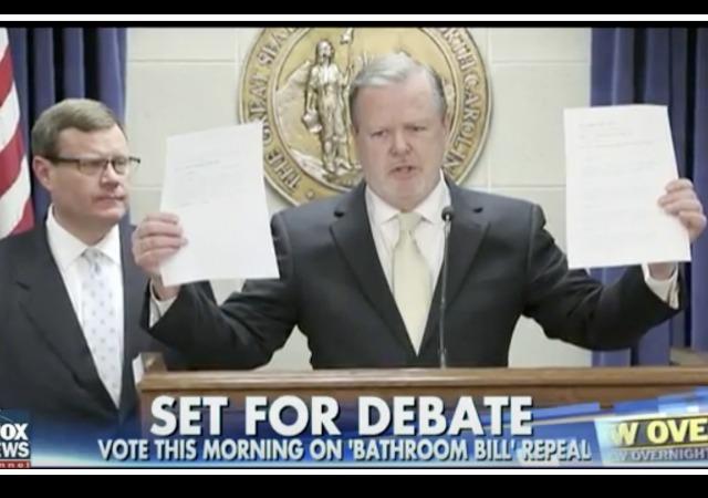 North Carolina Reaches Compromise Over Bathroom Bill