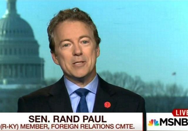 Rand Paul Still a No on Haspel Despite Retracted Torture Report