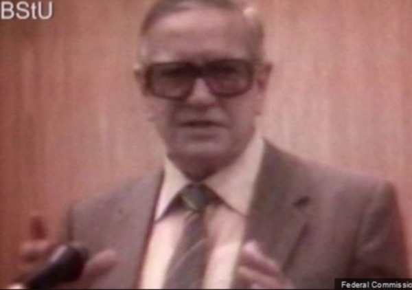 BBC Finds Footage of Traitor Kim Philby