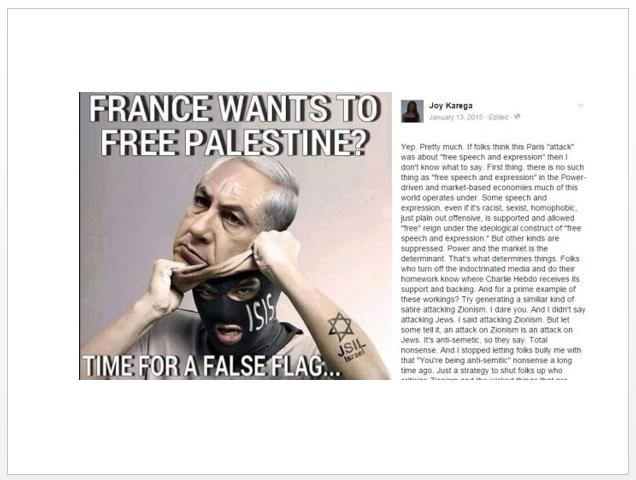 Slide - Karega Netanyahu ISIS
