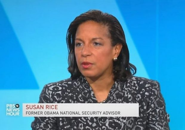 Susan Rice's Pro-Kavanaugh Son Allegedly Assaulted on