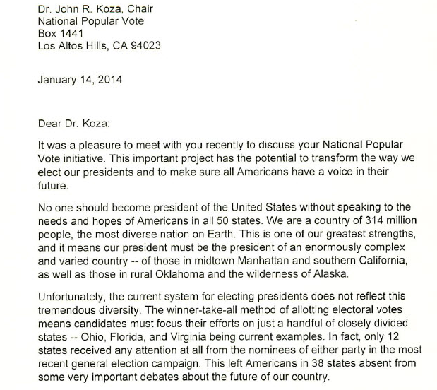 http://www.nationalpopularvote.com/newt-gingrich-endorses-national-popular-vote