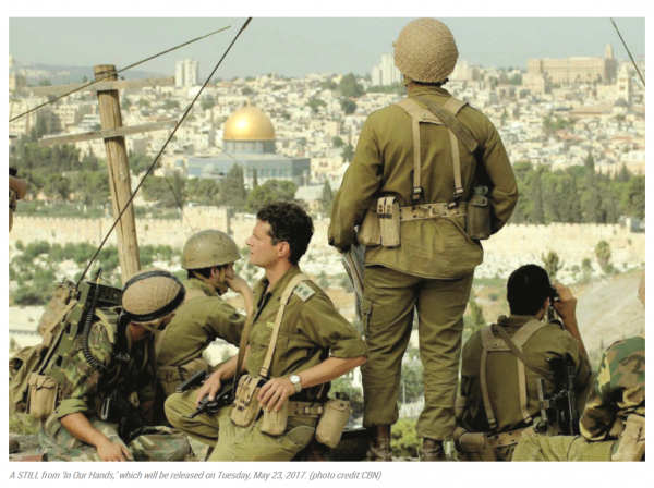 Christian Broadcasting Network | Six-Day War | Jerusalem