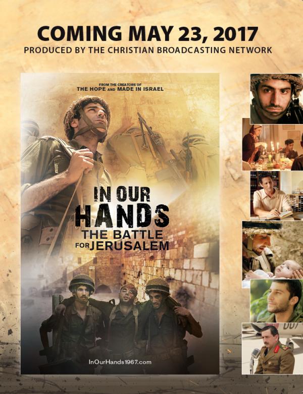 Christian Broadcasting Network   Six-Day War   Jerusalem