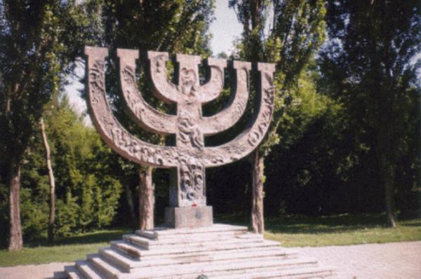 Jewish Memorial at Babi Yar