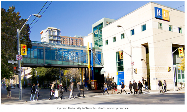 BDS | Ryerson University | Antisemitism | Intersectionality