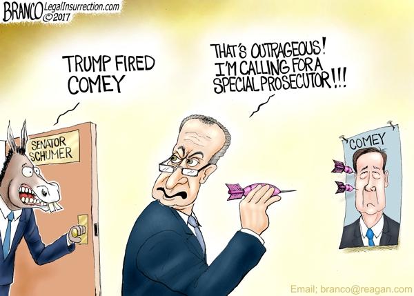 Schumer_on_Comey_Fir on Latest White House Firing