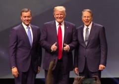 NRA Endorses Trump