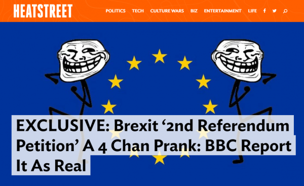 http://heatst.com/uk/exclusive-brexit-2nd-referendum-petition-a-4-chan-prank-bbc-report-it-as-real/