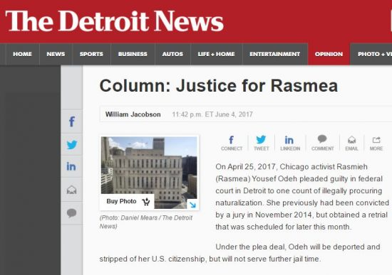 http://www.detroitnews.com/story/opinion/2017/06/04/jacobson-justice-rasmea/102506654/