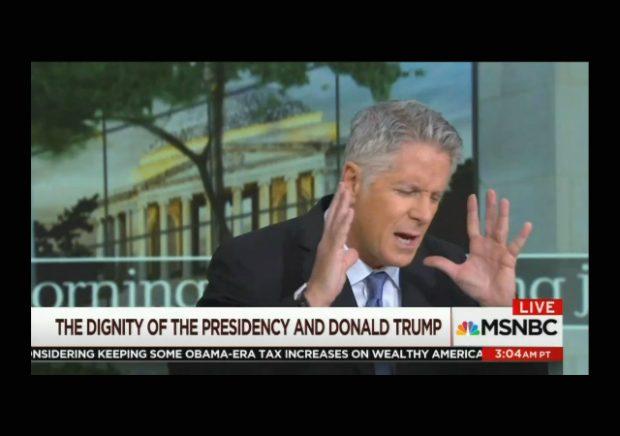 "On Morning Joe, Deutsch Calls Pres. Trump ""Physically ..."