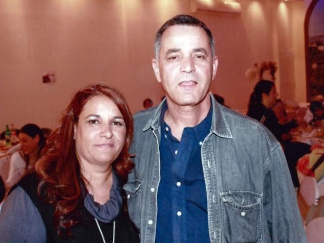 Ma'alot Massacre - Galil Maimon and his sister Tzippi now
