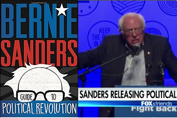 https://www.amazon.com/Bernie-Sanderss-Guide-Political-Revolution/dp/1250138906/ref=sr_1_1?ie=UTF8&qid=1502373257&sr=8-1&keywords=Sanders+Political+Revolution and https://youtu.be/lP_Jzz9pV8U