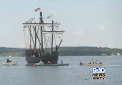 http://www.9and10news.com/story/36154011/christopher-columbus-replica-ships-sail-into-traverse-city-but-controversy-follows
