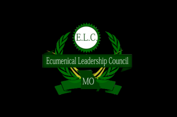 Ecumenical Leadership Council Missouri Logo w border