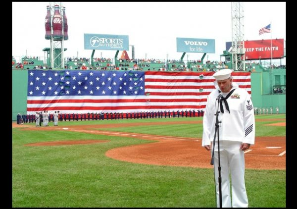 https://commons.wikimedia.org/wiki/File:US_Navy_040531-N-4518T-010_USS_Constitution_crew_member_Builder_1st_Class_Kevin_Dougherty,_sings_the_National_Anthem_at_Boston%27s_Fenway_Park.jpg
