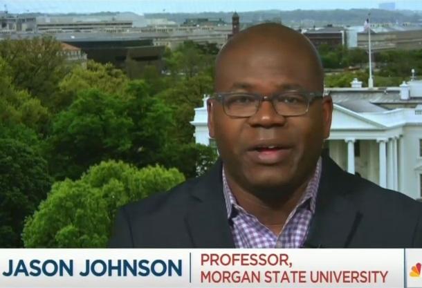 """Morgan State Prof: Trump Admin Seeks """"Bit-by-Bit ..."""